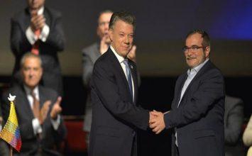 Gobierno colombiano y las Farc firmaron nuevo acuerdo de paz