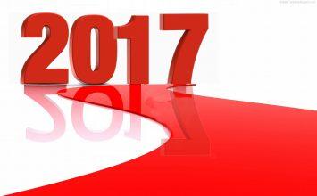 Estos serán los eventos más importantes previstos para 2017