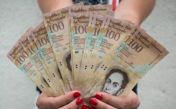 Comercios zulianos temen recibir billetes de Bs.100 durante prórroga