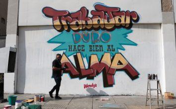 Wendy's Venezuela lanza campaña digital basada en el arte urbano