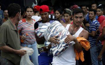 90% de comercios de alimentos en Ciudad Bolívar quedó devastado por saqueos