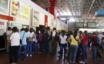 Terminal de Oriente recibirá billetes de Bs.100 hasta el 30 de diciembre