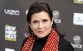 Murió Carrie Fisher, la princesa Leia en Star Wars