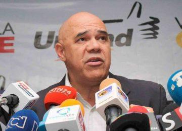 """""""Chúo"""" Torrealba confirmó que el Vaticano envió carta a Maduro"""