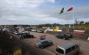 Brasil envió comitiva para repatriar a sus ciudadanos retenidos por cierre fronterizo