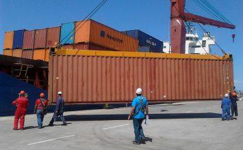 Llegaron 2.763 toneladas de productos de primera necesidad al Puerto El Guamache