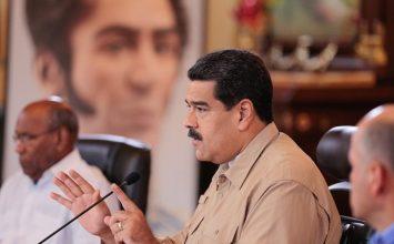 Maduro aseguró que continúa comprometido con el diálogo