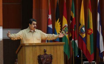 Maduro: Delcy Rodríguez habría sufrido fractura de clavícula por agresión en Argentina