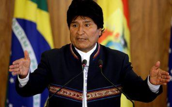 Evo Morales lamentó exclusión de Venezuela en Mercosur