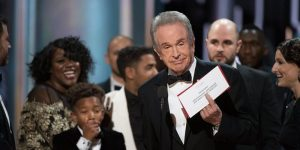 No ganó el premio Oscar La La Land