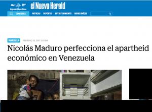 Nuevo Herald Venezuela
