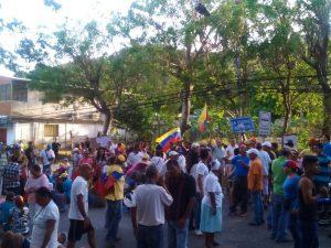 Protesta Margarita 2