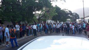 Protesta Margarita