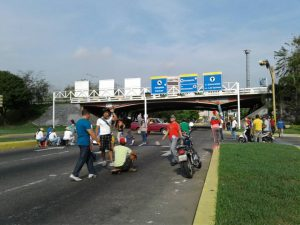 Protesta Naguanagua