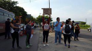 Protesta Turmero 2