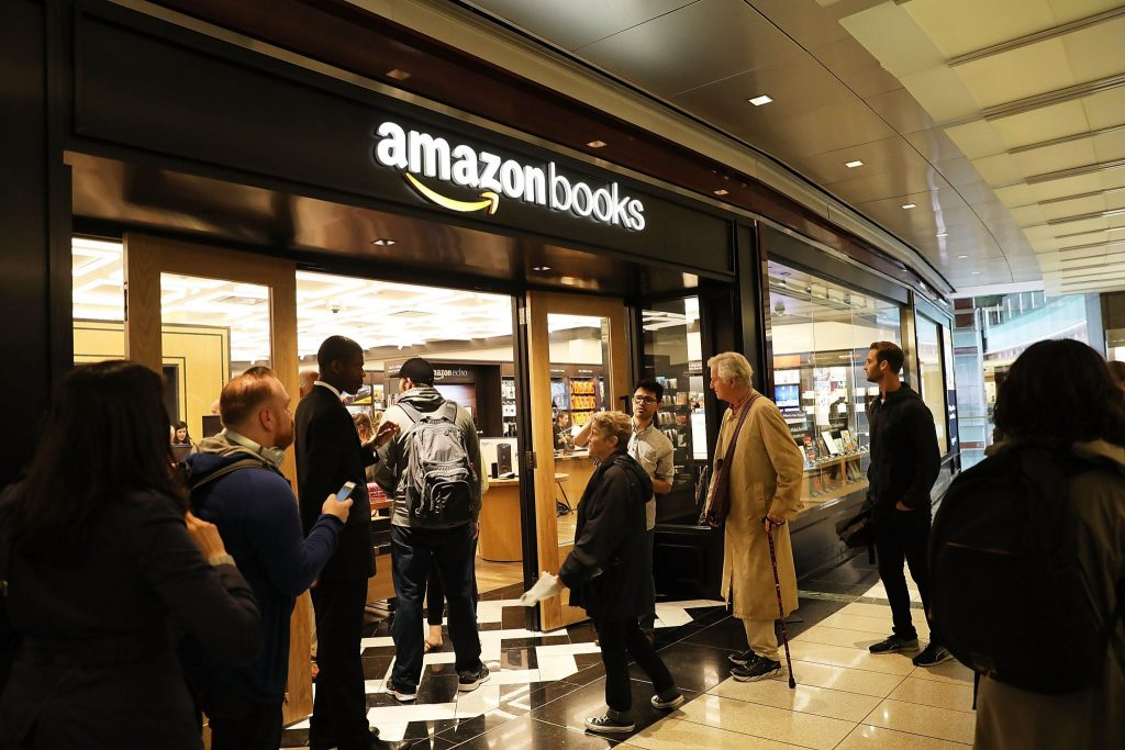 Amazon abri su primera librer a en nueva york descifrado for Libreria amazon