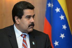 Maduro serio