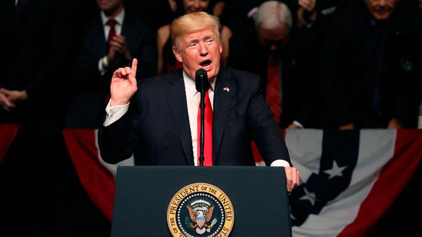 Precio del crudo se debilita tras declaraciones de Trump