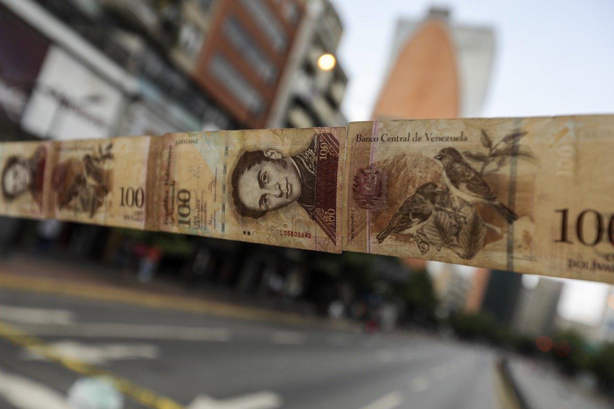 Extienden vigencia del billete de 100 bolívares hasta marzo