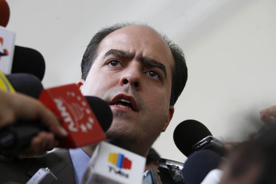Julio Borges reitera gira por América Latina por elecciones justas