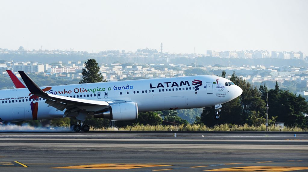 Latam anuncia nuevas rutas a Europa y Estados Unidos para 2018