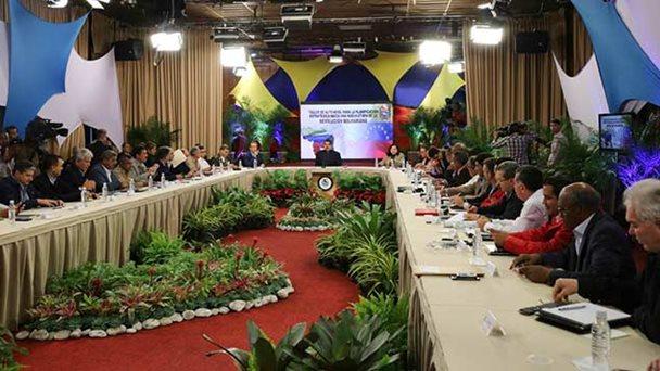 Aprobado más de Bs 471 mil millones para proyectos en gobernaciones