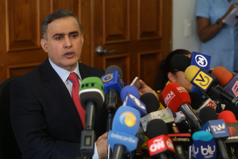 Fiscal informa sobre acciones del MP en lucha anticorrupción