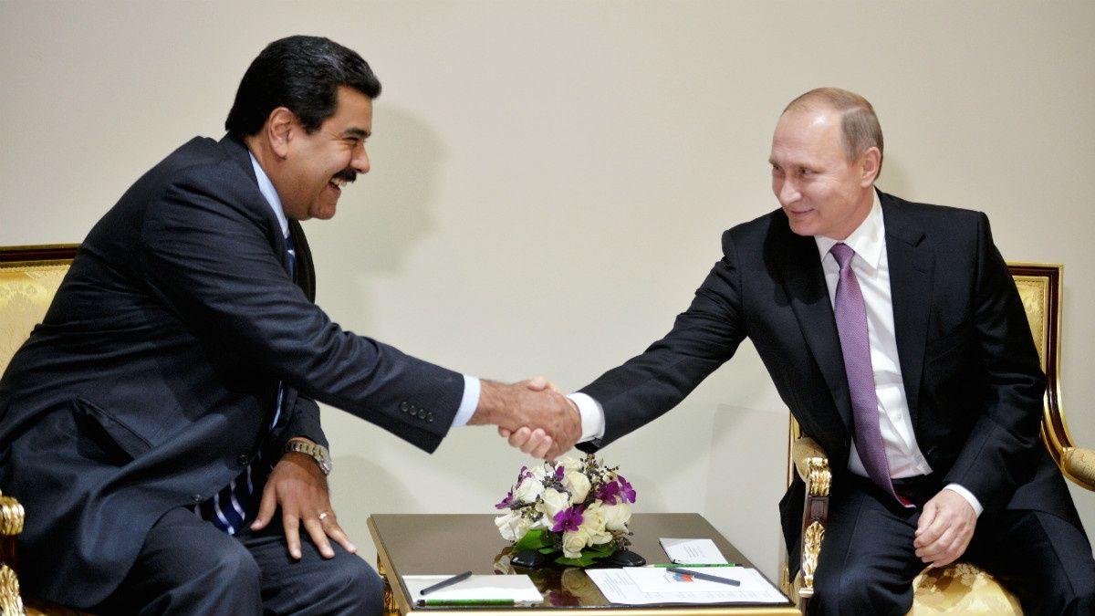 Rusia y Venezuela firmaron acuerdo de reestructuración de deuda