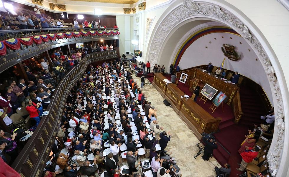 La Constituyente chavista aprueba juicio a opositor
