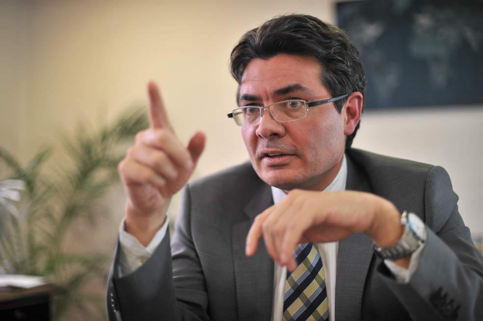 Maduro arremete en contra del Presidente Juan Manuel Santos