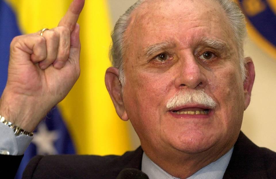 Es insoportable el costo de la vida — José Vicente Rangel