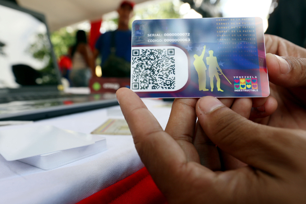 Carnet de la Patria