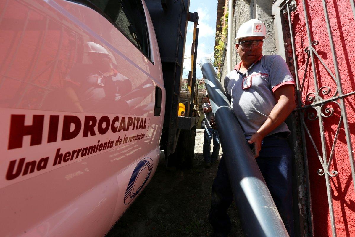 Hidrocapital afirmó que garantizará el suministro de agua en Semana Santa