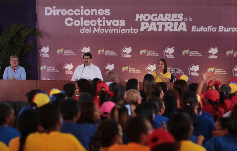 Maduro a la MUD: si no quieren diálogo