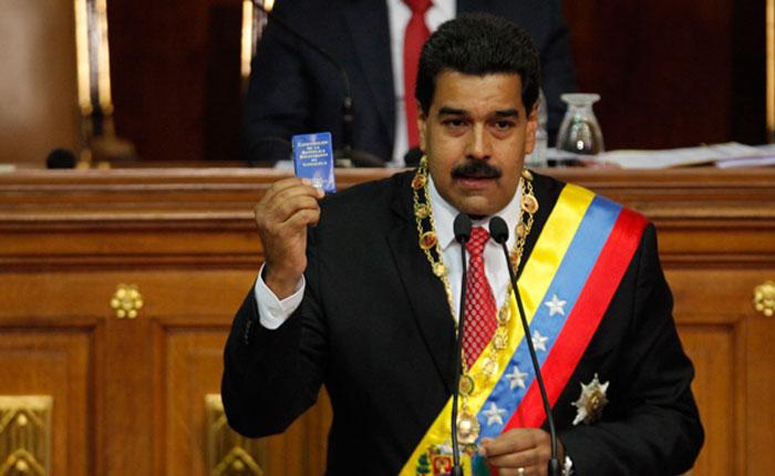 ANC de Venezuela respalda medidas económicas de Nicolás Maduro