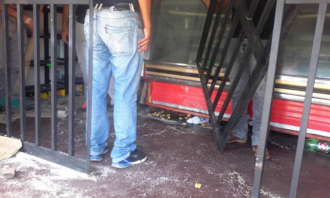 Al menos 48 detenidos por saqueo de comercios en Caicara del Orinoco