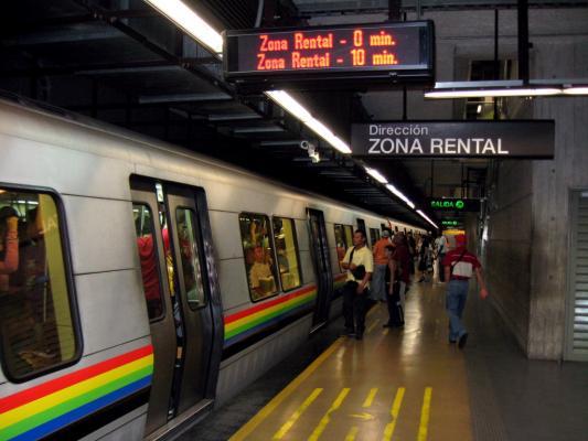 Cierre parcial de línea 2 del Metro