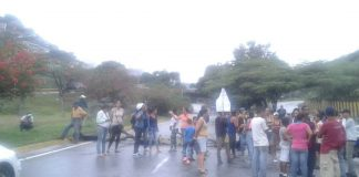 protesta guarenas