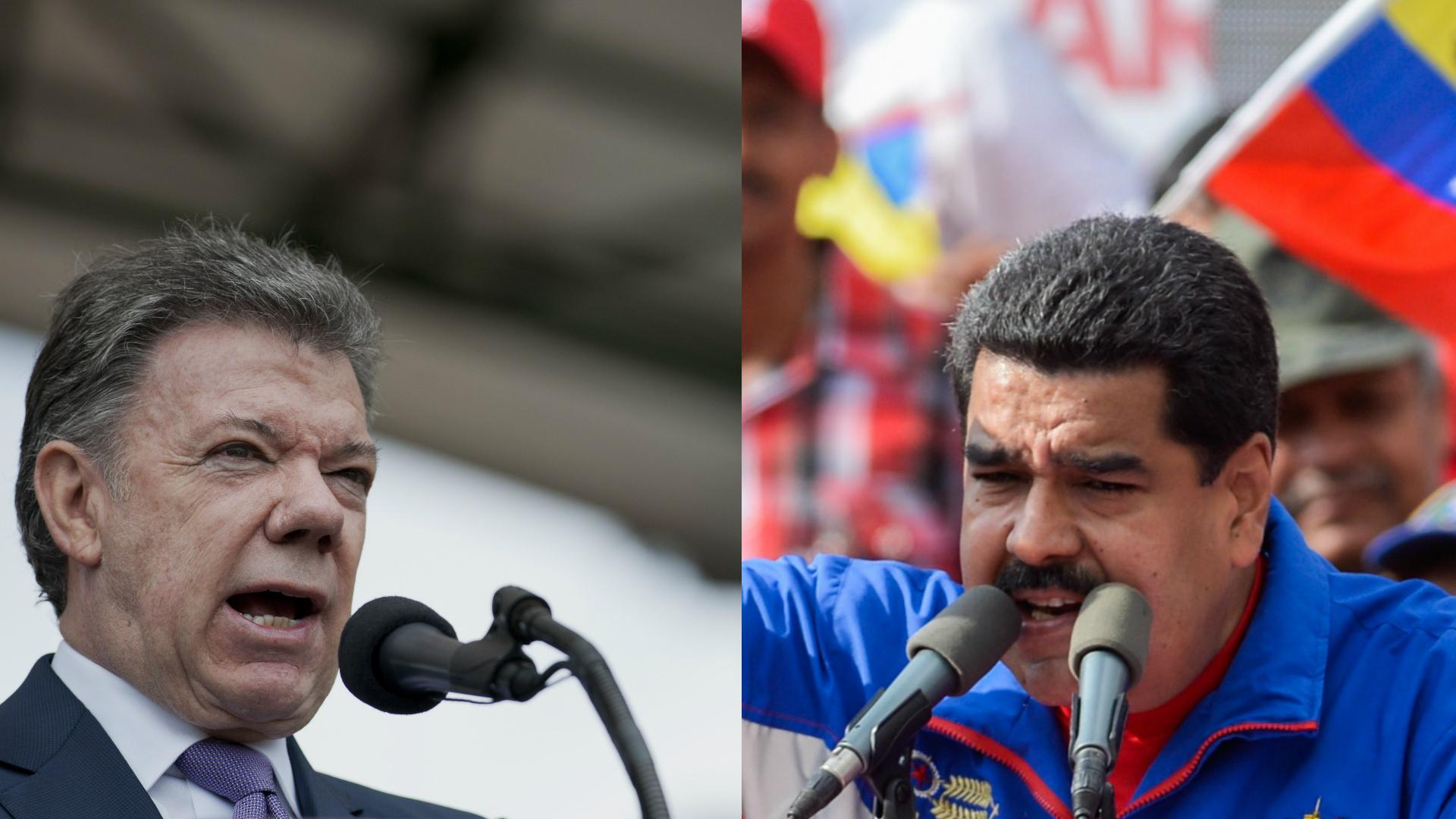 Presidente Santos envía carta a su sucesor — Colombia