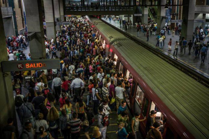 Factores apátridas perpetraron acto de sabotaje en estación Plaza Venezuela