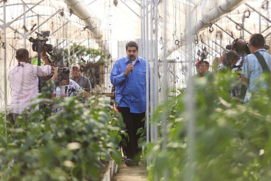 Nicolás Maduro encabeza actos del 2do aniversario de los CLAP