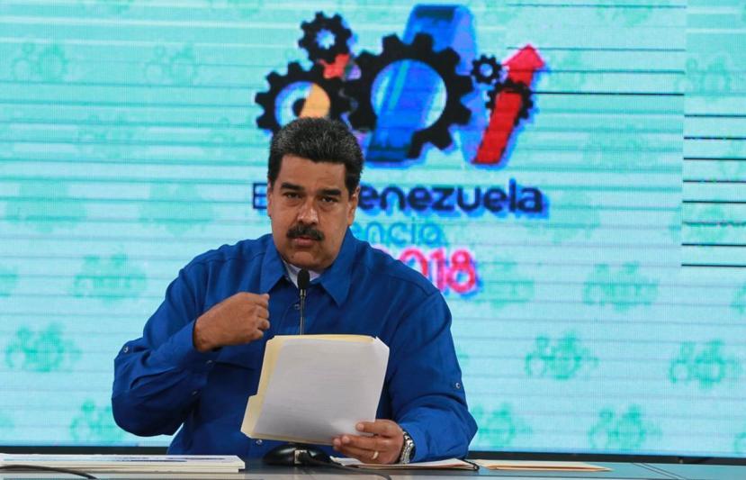 Nicolás Maduro aumentó en 95,4% el sueldo mínimo en Venezuela