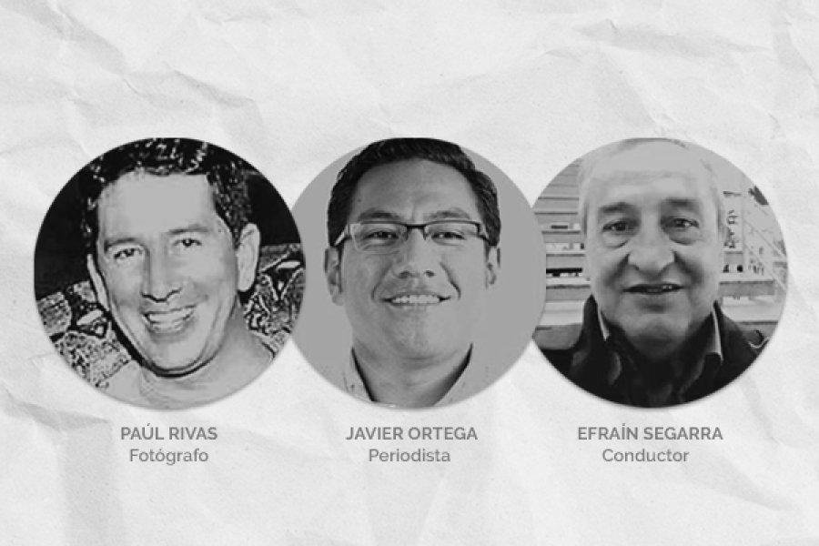 Confirma Ecuador asesinato de 3 periodistas de El Comercio