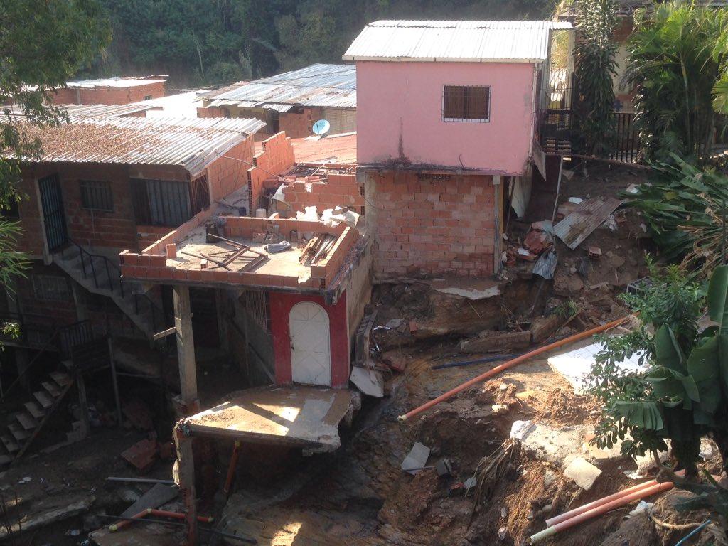 Restablecido 90% servicio de agua en zonas de Caracas, Vargas y Miranda