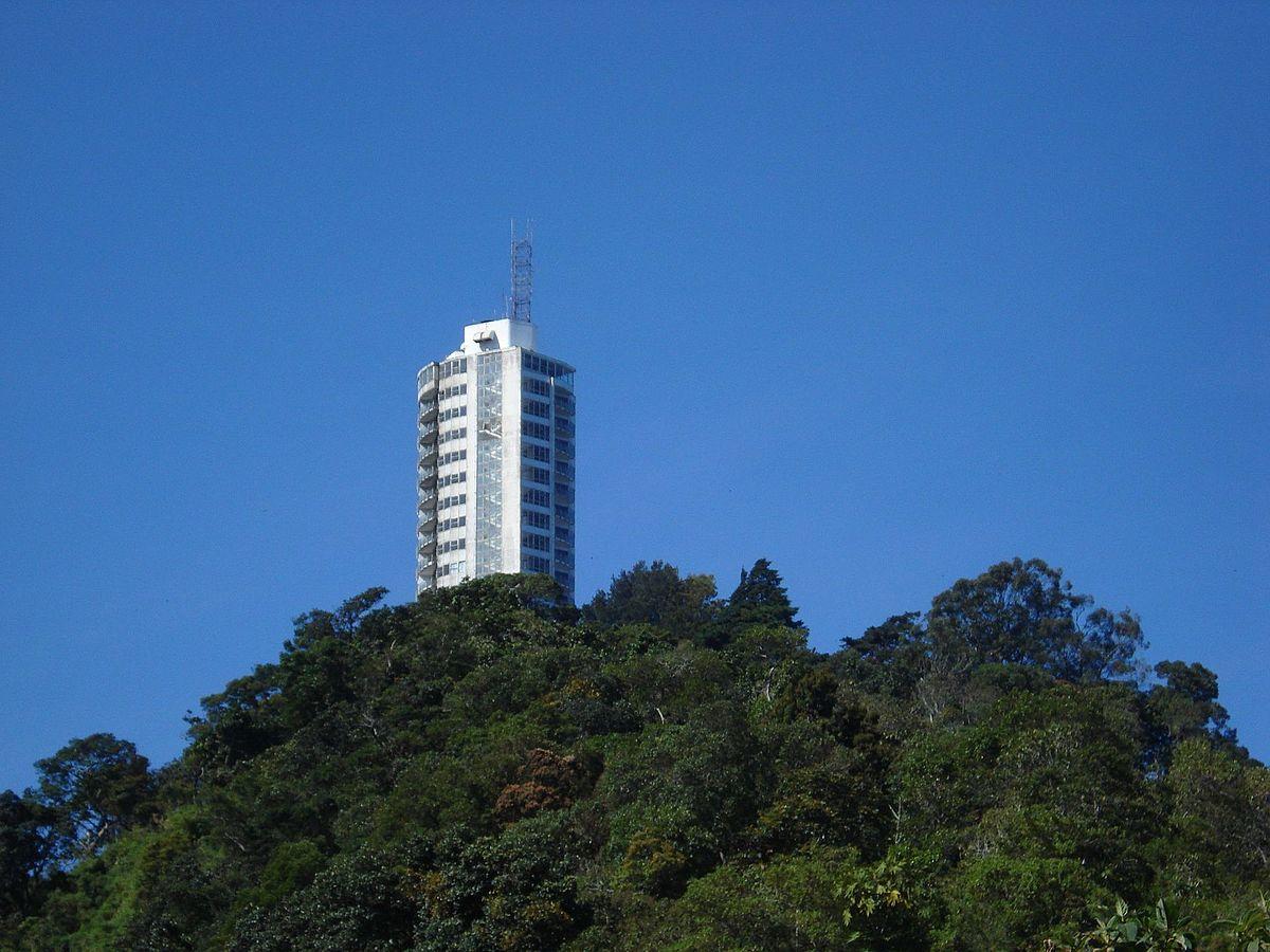 Reinaguran el Hotel Humboldt en Caracas