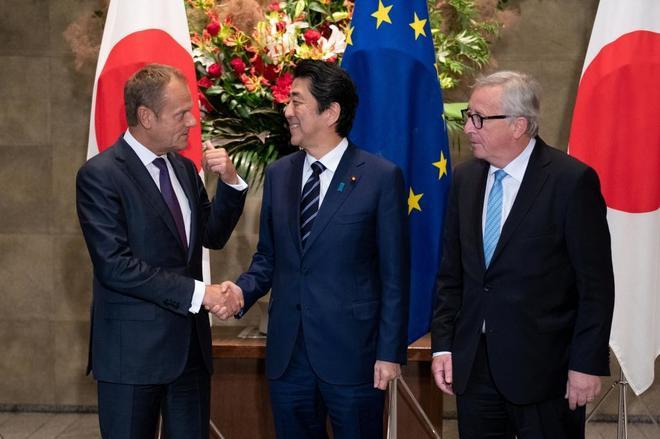 Retiran aranceles entre UE y Japón con tratado