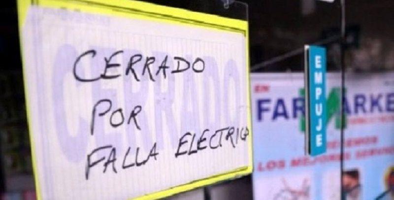 Cámara de Comercio de Maracaibo instó al gobierno a respetar los horarios de corte eléctrico