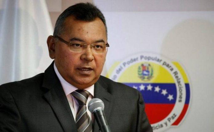 Ministro del interior supervisa el plan de abastecimiento for Escuchas del ministro del interior