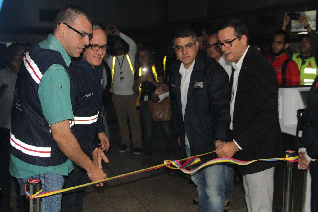 Aeropostal reanuda operaciones con viaje Caracas-Habana