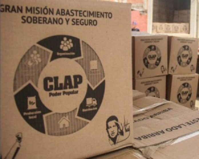 cajas clap